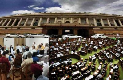 Parliament Monsoon Session Pegasus and agricultural law in Parliament, uproar over inflation issues, 16 opposition parties discussed the strategy to surround the government