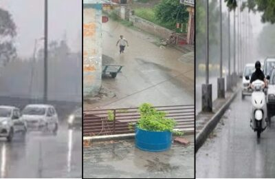 Punjab Weather Update Heavy rains expected in northern India in