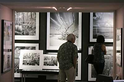 Clyde Butcher's Gallery in Big Cypress. (Photo: David Blasco)
