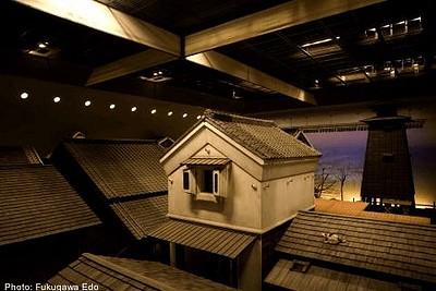 Tokyo has great museums for kids, like the fukugawa edo