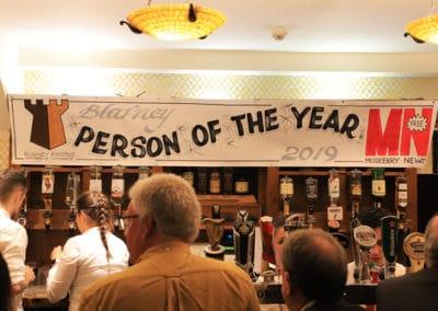 Ruth Hockey wins Blarney Hall of Fame Award 2019