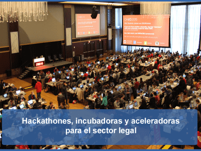 hackatones en el sector legal
