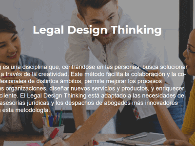 Curso de Legal Design Thinking