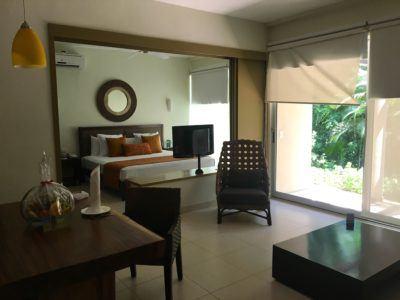 A room at luxury sian ka'an