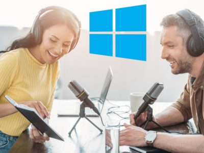 record 2 usb mics on windows - featured image
