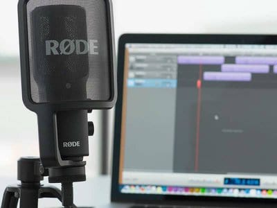 Rode NT-USB Microphone Review
