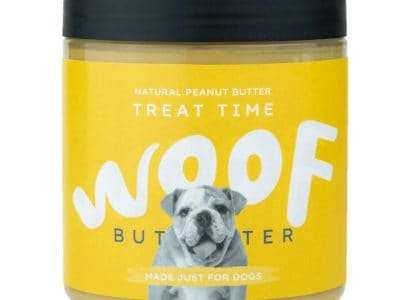 Woof Butter – Treat Time