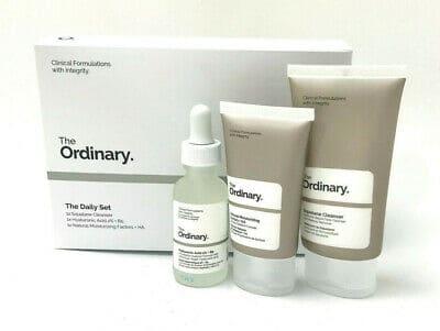 Set para el cuidado de la piel