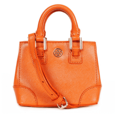 Tory Burch Mini Square Handbag - adorable. Best purses for moms