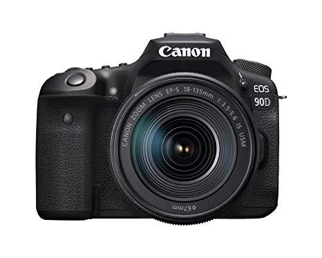 Canon 90D (18-135 USM)