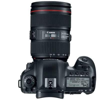 Canon 5D Mark IV (24-105mm)  USM