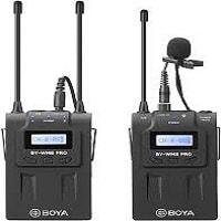 BOYA By-WM8 Pro-K1 UHF Wireless Microphone