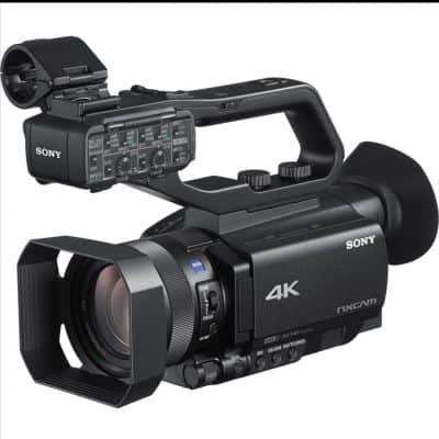 Sony HXR-NX 80