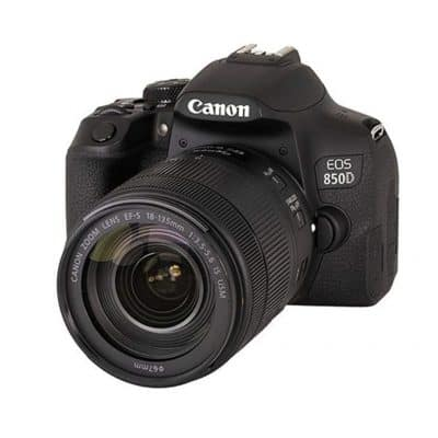 Canon EOS 850D (18-135MM)