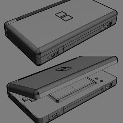 158 Nintendo DS Lite 5 colors
