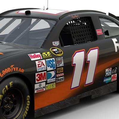 2082 Nascar COT Stock Cars Joe Gibbs Racing Pack