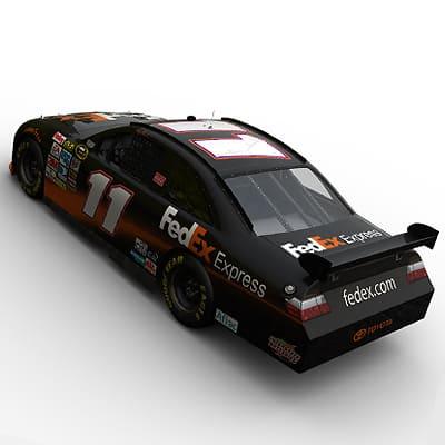 2090 Nascar COT Stock Cars Joe Gibbs Racing Pack