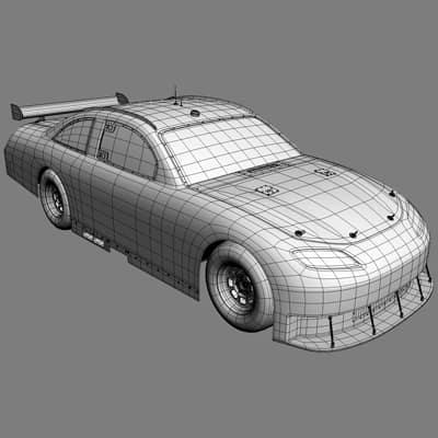 2096 Nascar COT Stock Cars Joe Gibbs Racing Pack