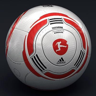 2272 2010 2011 Bundesliga Match Ball