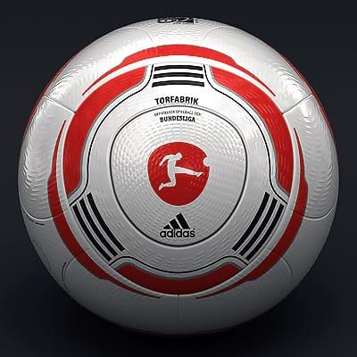 2274 2010 2011 Bundesliga Match Ball