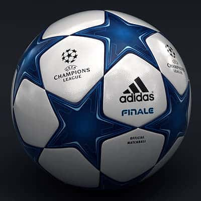 2308 2010 2011 UEFA Champions League Finale 11 Match Ball