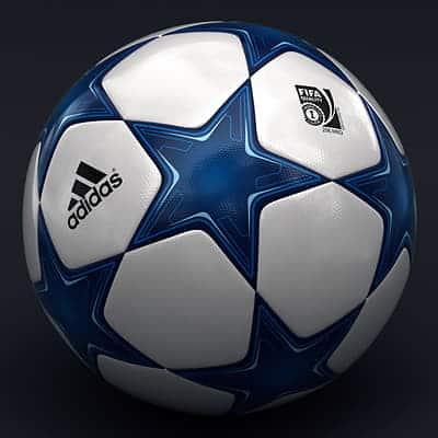 2309 2010 2011 UEFA Champions League Finale 11 Match Ball