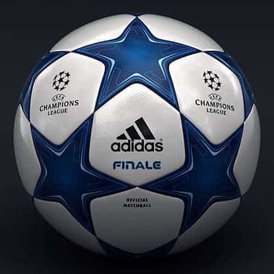 2310 2010 2011 UEFA Champions League Finale 11 Match Ball
