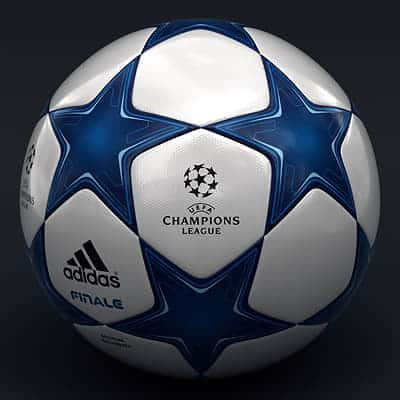 2311 2010 2011 UEFA Champions League Finale 11 Match Ball