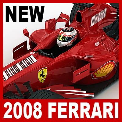 955 2008 F1 Pack