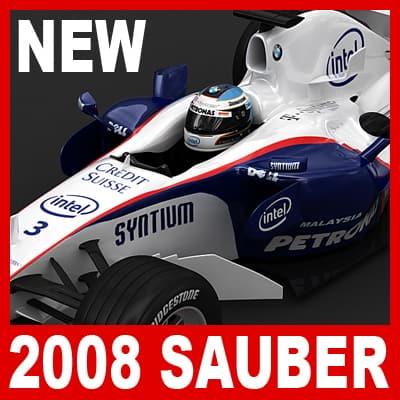 959 2008 F1 Pack