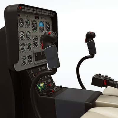 Cockpit th003