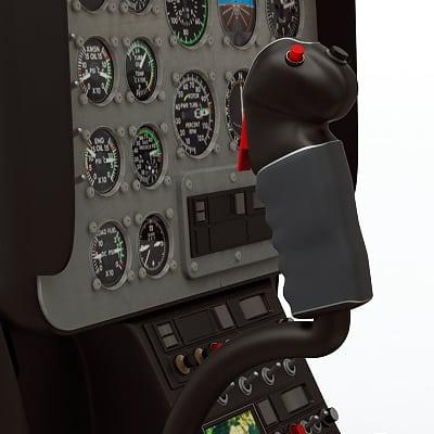 Cockpit th007