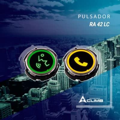 Pulsador RT 42 LC