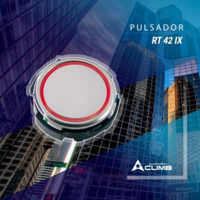Pulsador RT 42 IX