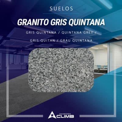 Suelos de granito gris quintana