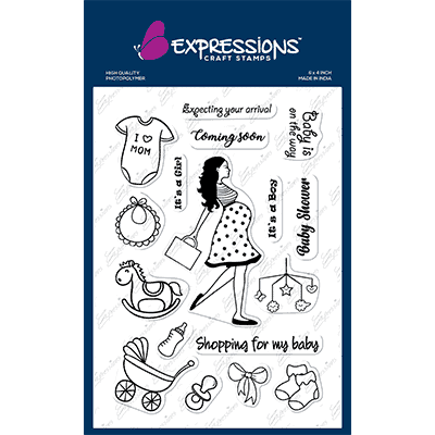 expressions craft stamps