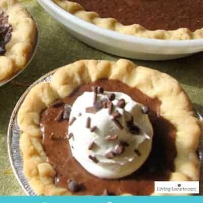 Grandma Chunkie's Chocolate Pie Recipe