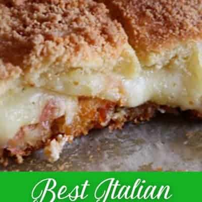 The Best Italian Antipasto Bake Recipe