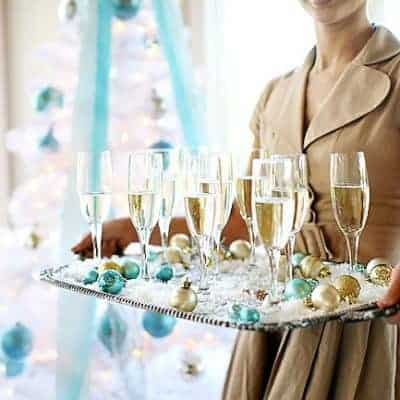 New Year's Eve Party Ideas & Free Printables