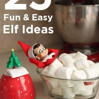 25 BEST Elf On The Shelf Ideas