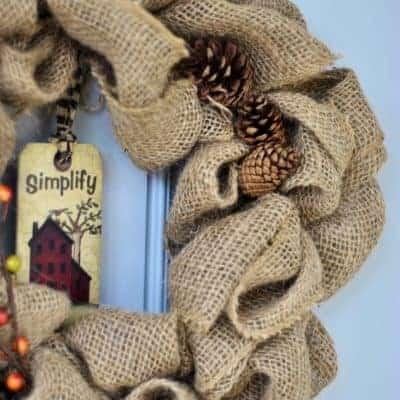Fabulous DIY Wreaths {Living Creative Thursday}