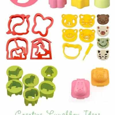 Top 5 Animal Shaped Fun Food Tools – Lunchbox Ideas