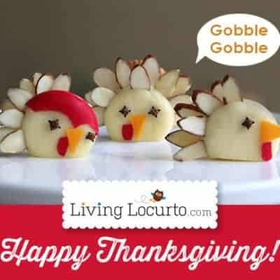 Happy Thanksgiving from Living Locurto