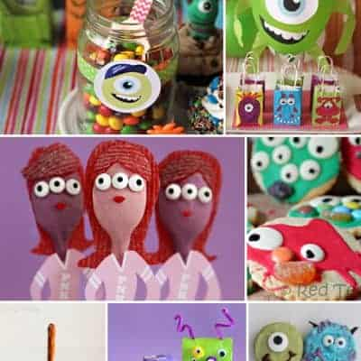 10 Monsters University Fun Food & Party Ideas – Family Movie Night {Giveaway}