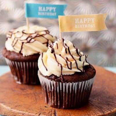 Happy Birthday Free Party Printables {Blog Hop}