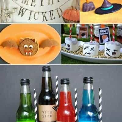 Halloween Party Ideas #LivingCreative