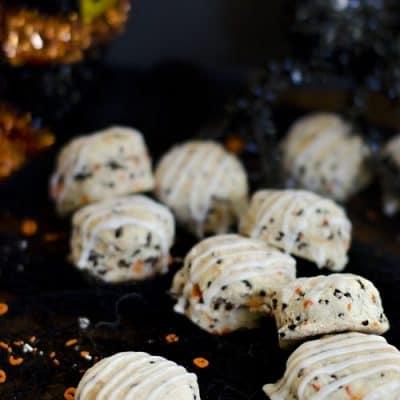 Homemade Halloween Biscuits