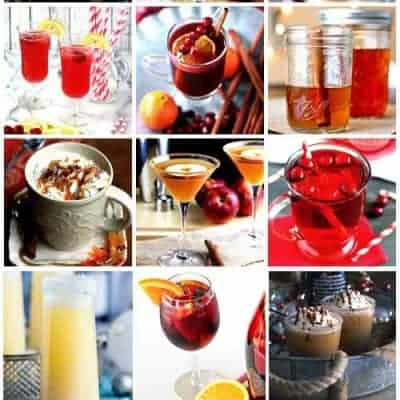 30 Amazing Party Cocktails | Drink Recipes
