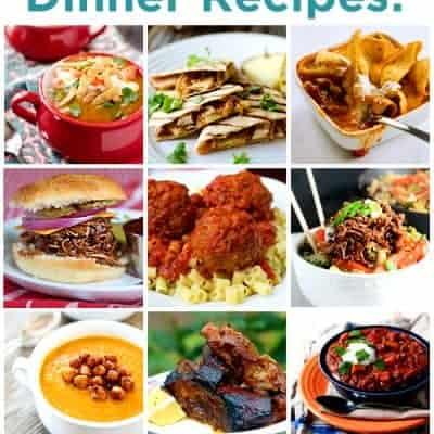 60 Delicious Crock Pot Recipes