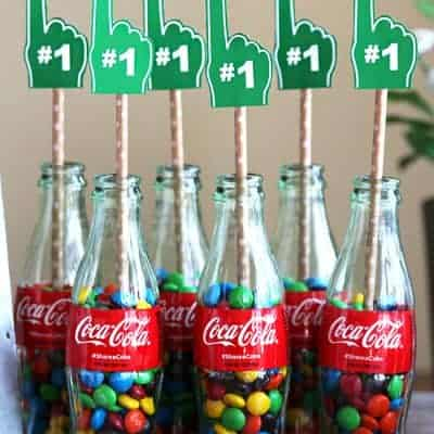 Easy Football Party Ideas | Football Printables